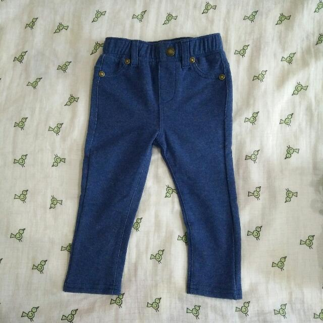 Preloved Legging Biru