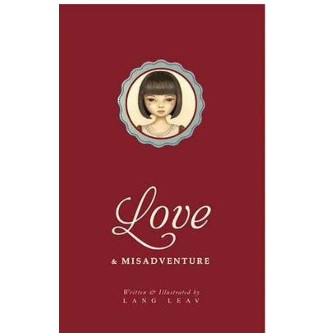 [Ramadhan Special 2017] Love and Misadventure - Lang Leav (Pre-order, Brand new)