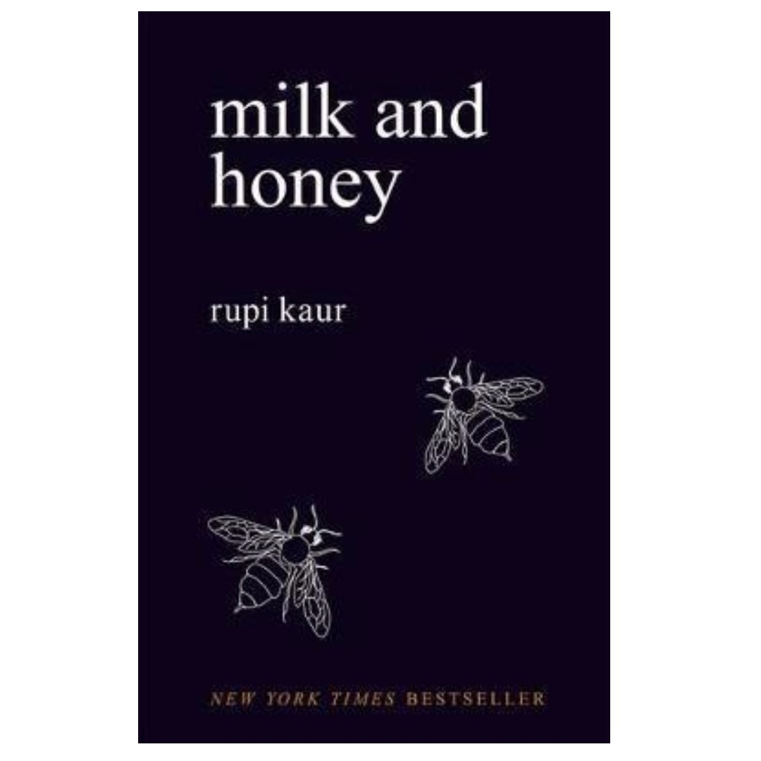[Ramadhan special 2017] Rupi Kaur - Milk and Honey (Brand new and preorder)