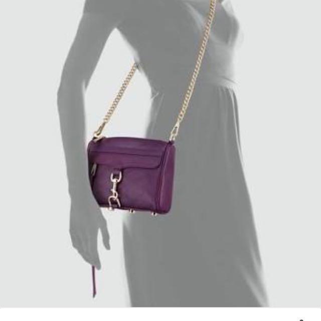 Rebecca Minkoff MAC Cross Body Bag