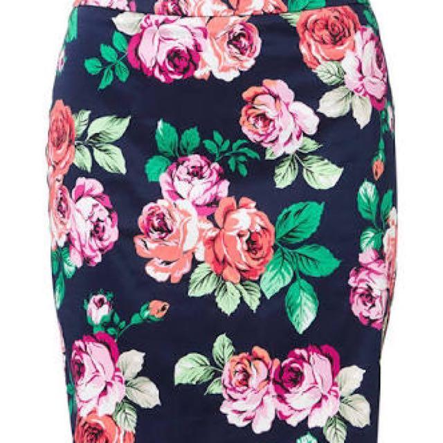 Review Skirt 14-16