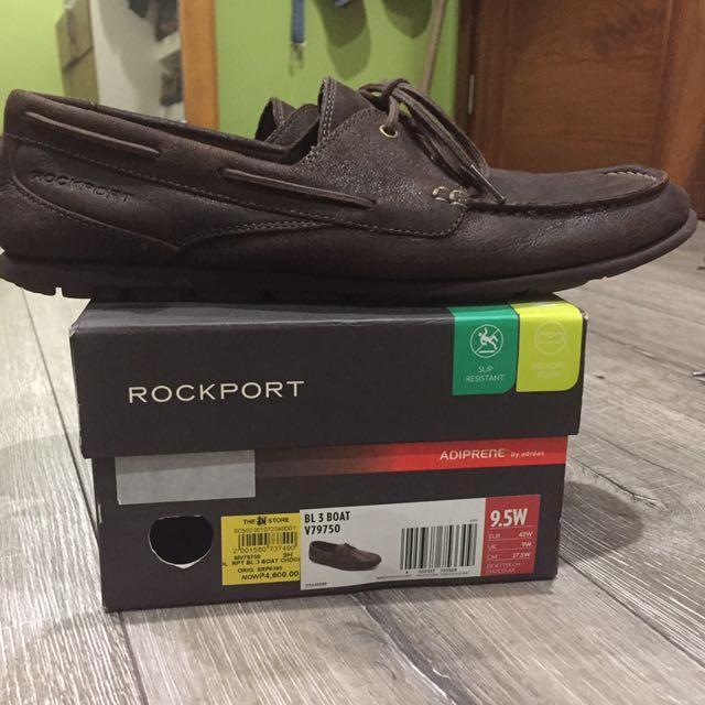Rockport Adiprene Boat Shoes (Topsider, Loafers)