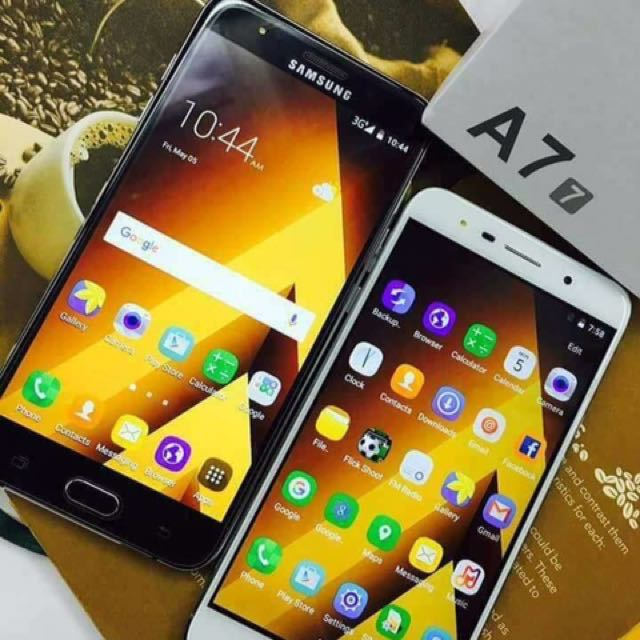 Samsung A7 With Free Smart Watch