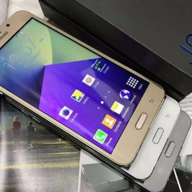 Samsung j9 With Free Smart Watch