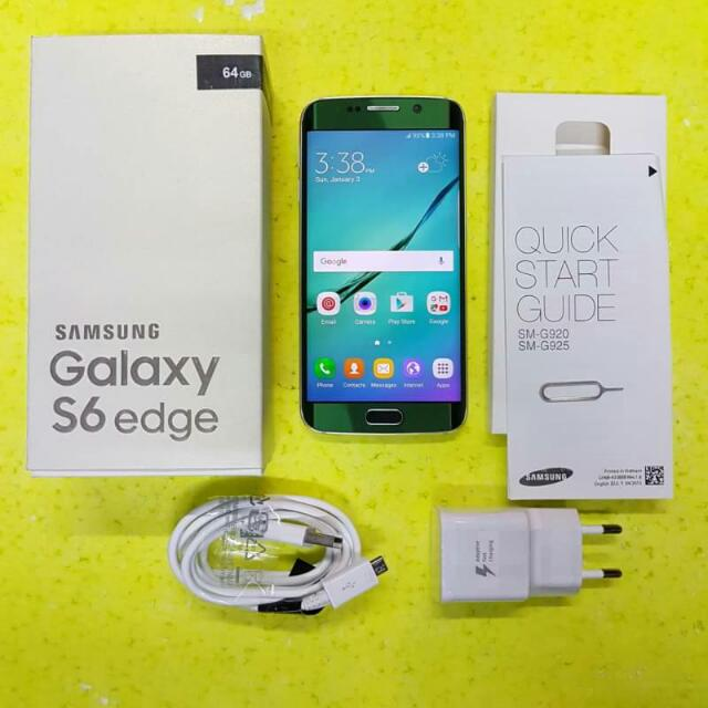 Samsung S6 edge 64GB docomo, Mobile Phones & Tablets on Carousell
