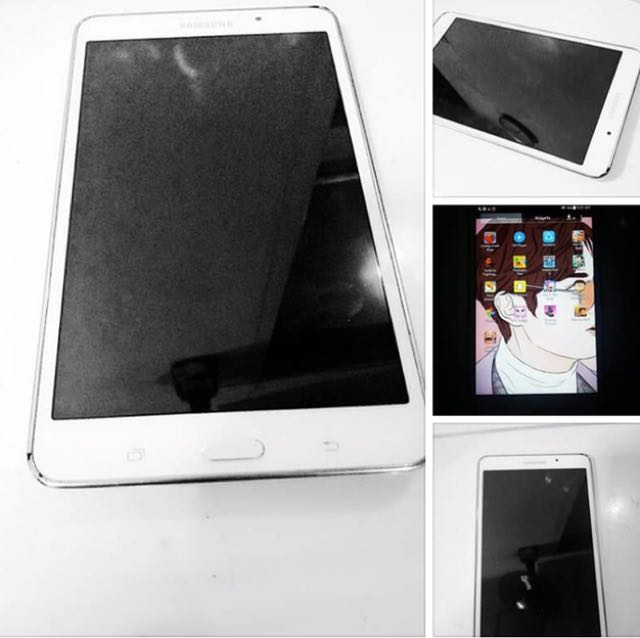 Samsung Tablet Tab 4