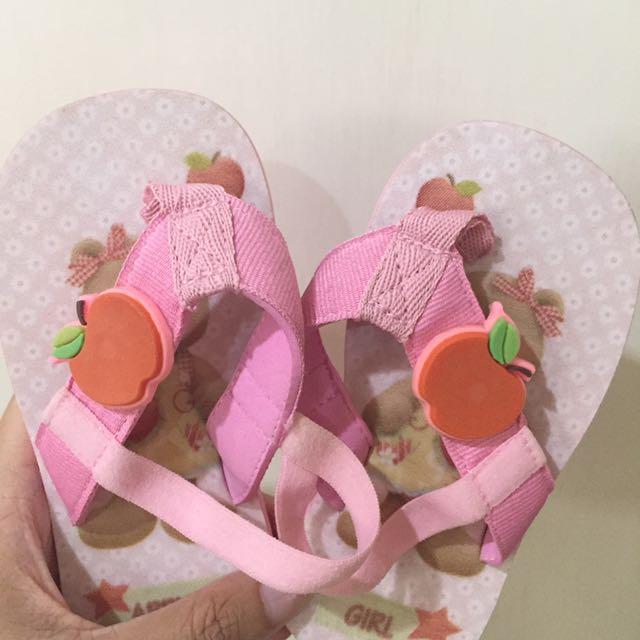 SANDALS BABY GIRL (Khakikakiku's)