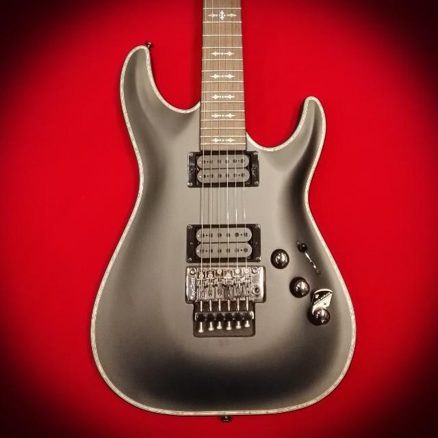 Schecter Guitar Hellraiser C-1 P Satin Black