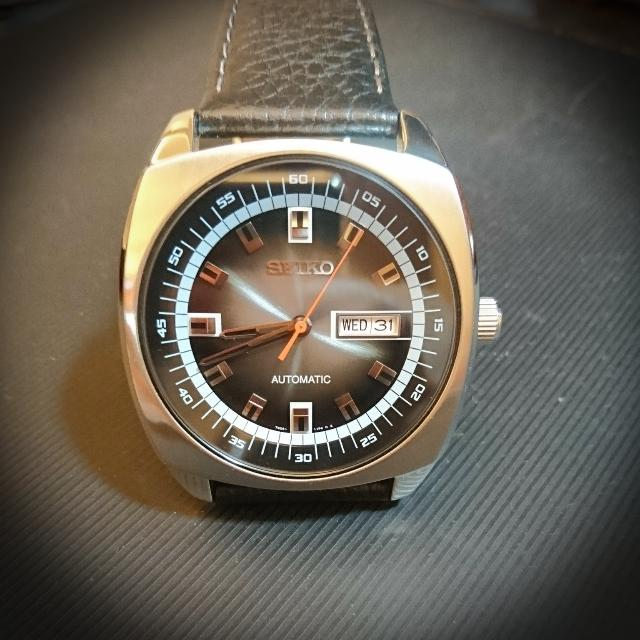 size 40 af390 20638 Seiko SNKN01, Luxury, Watches on Carousell