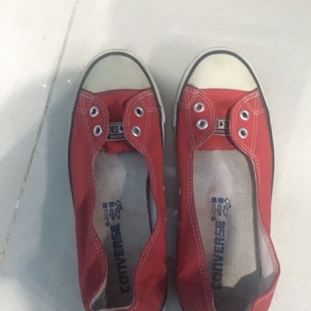 Sepatu Converse No Original Size 37