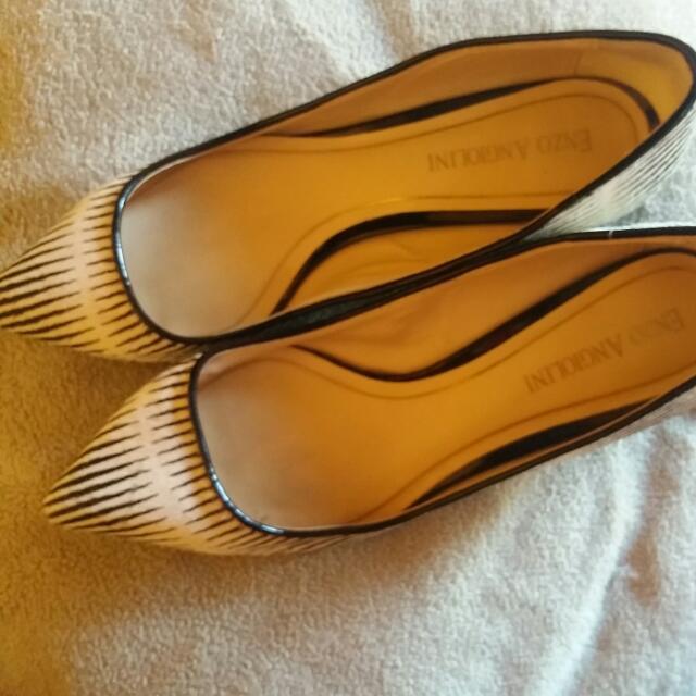 Sepatu Enzo Angiolini