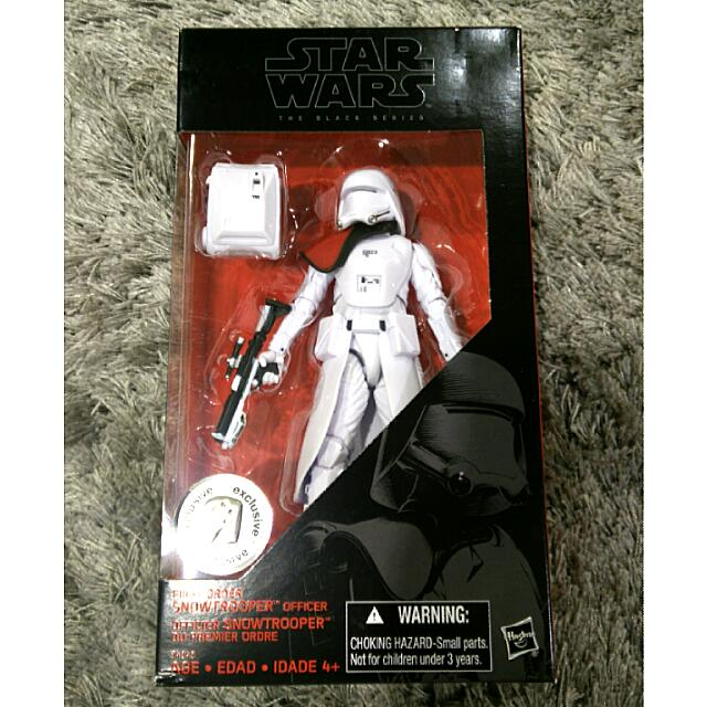 Snowtrooper Officer Toys R Us Exclusive