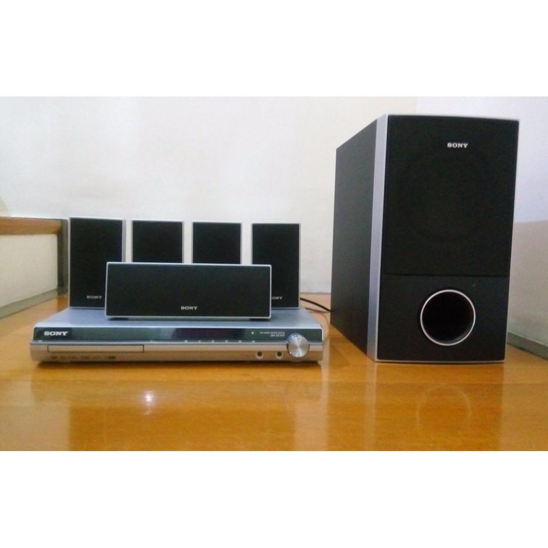 Sony DAV-DZ650 DVD Home Theater System