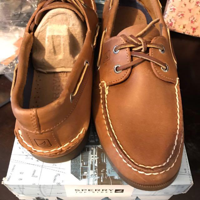 Sperrys (Sahara Color) For Men