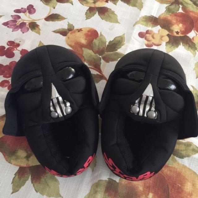 Star Wars Room Slippers