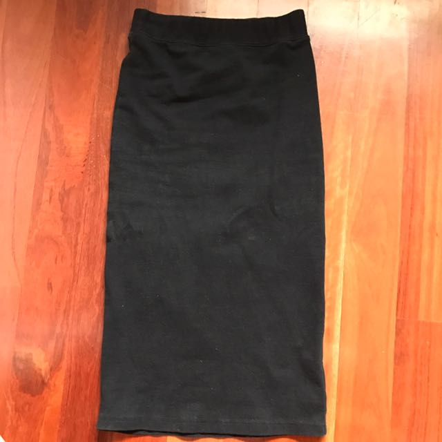 STUSSY PENCIL SKIRT