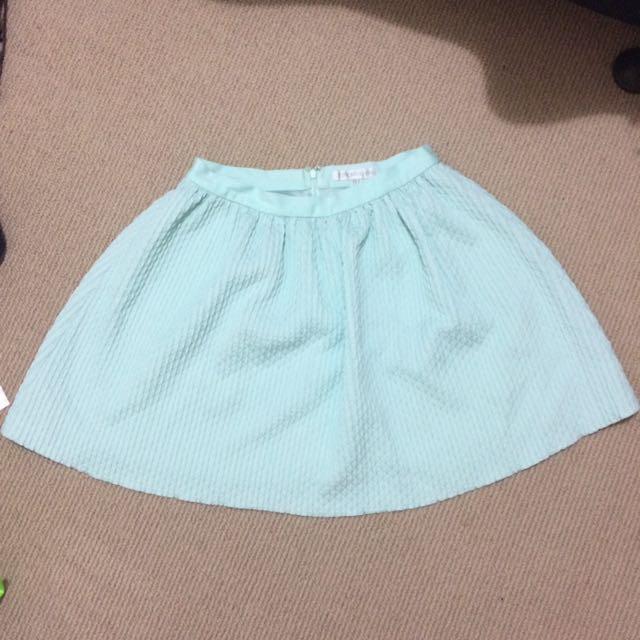 Teal Forever New Skirt