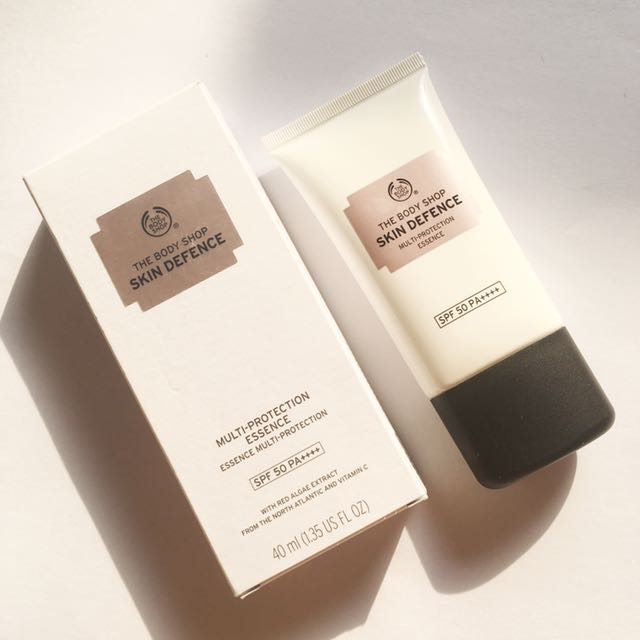 The Body Shop Skin Defence SPF 50 PA++++