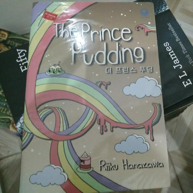 The Prince Pudding by Riiku Hanazawa