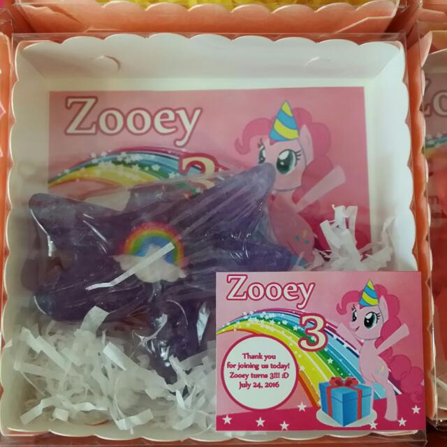 Themed Soapies Lot Of 10