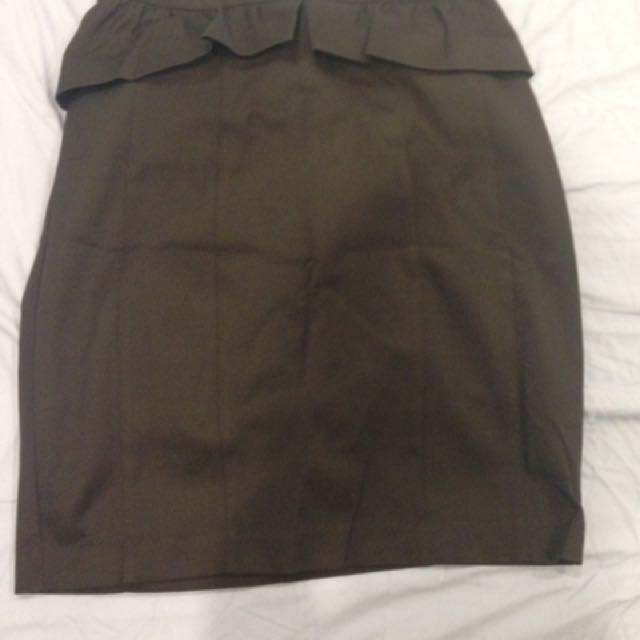 Tokito Black Skirt