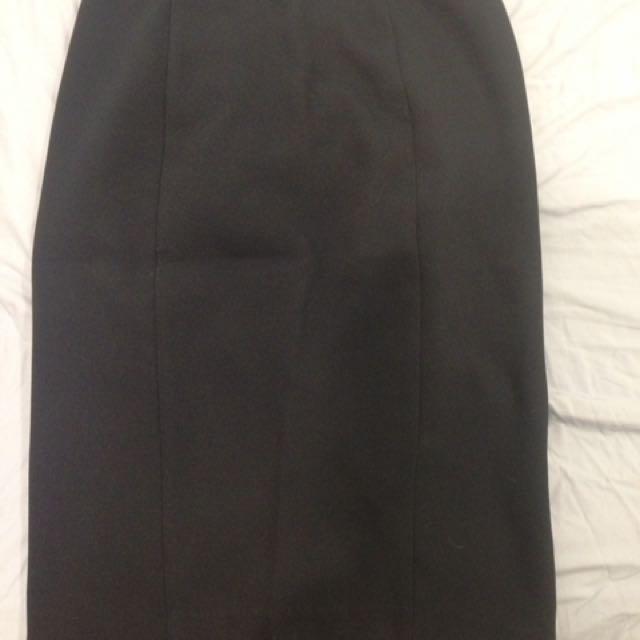 Tokito Navy Blue Skirt
