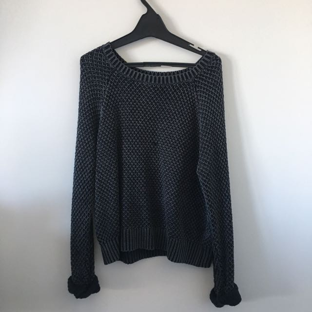 Topshop Knitted Jumper