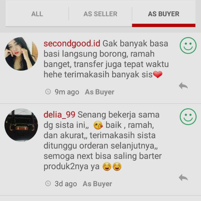 Trusted Buyer Too♡