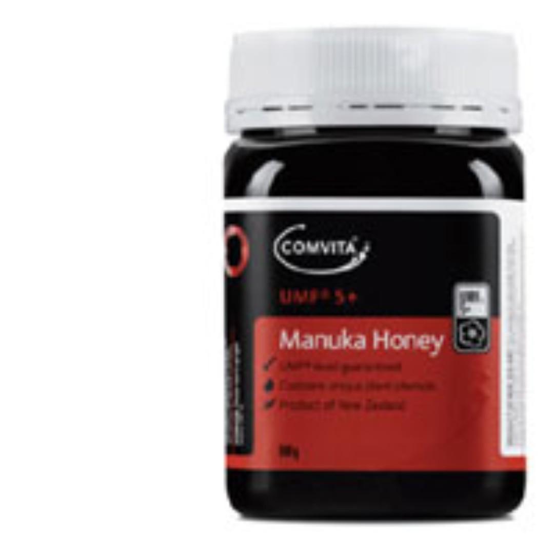 【紐西蘭代購】康維他麥蘆卡UMF5+蜂蜜