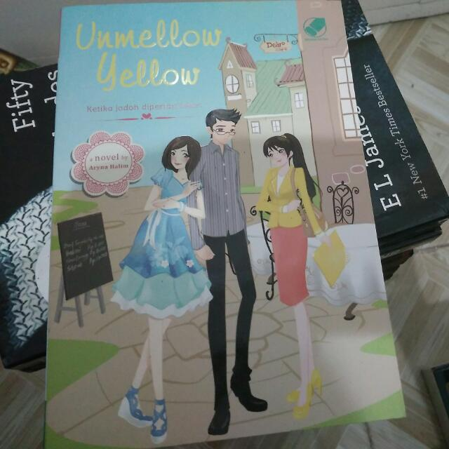 Unmellow Yellow by Aryna Halim