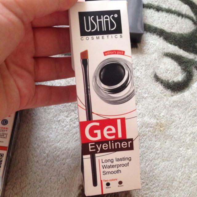 Waterproof Gel Eyeliner