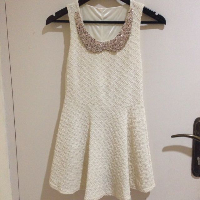 Broken White Dress Local Brand