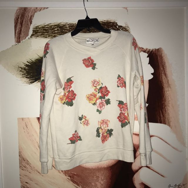 Wild fox Sweater