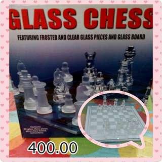 Glass Chess ( Small)