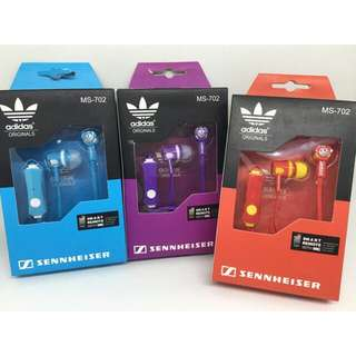 Adidas Earphone With Mic(LIMITED TIME)!!