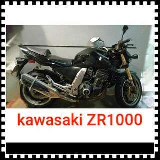 Kawasaki ZR1000 重機