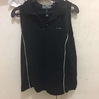 Ralph Lauren Gym Top
