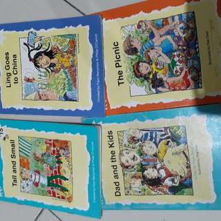 the Fitzroy readers preschool children book