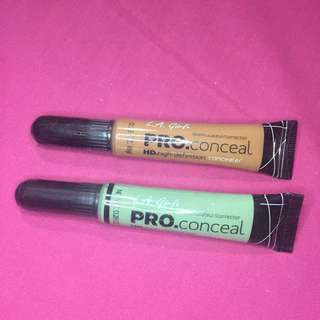 LA Girl Pro Conceal Pack - NEW