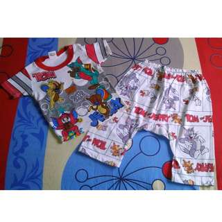 Tom & Jerry Boy Set