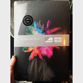 "Powder Ignition Slim Hard shell Case- MacBook Pro 15"""