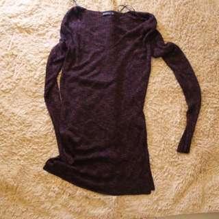 Stradivarius Knit Fit Dress