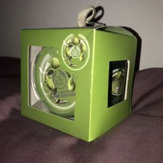 the body shop olive packet