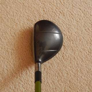 Taylormade 200 Series 4-wood, 17*, stiff Aldila NV graphite shaft