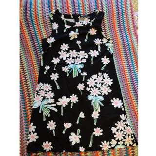 Revival (Dangerfield) floral shift dress - size 8