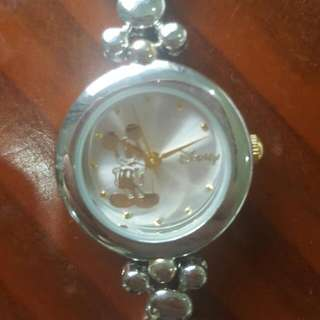 Authentic Disney Ladies Watch