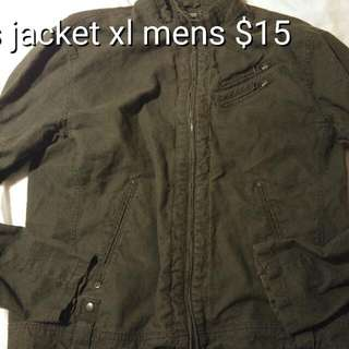 Guess Jacket Xl