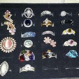 Many Rings