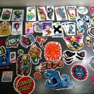 Stickers / Decals (Big,Small,Cars,Personal)