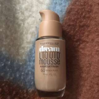 Maybelline Dream Liquid Mouse